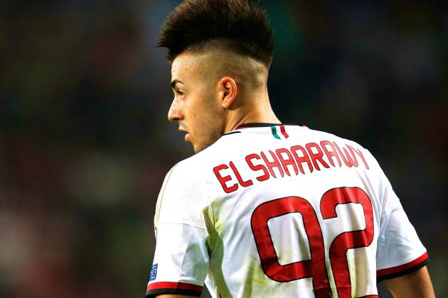 AC Milan Need to Get Key Man Stephan El Shaarawy Back on Track