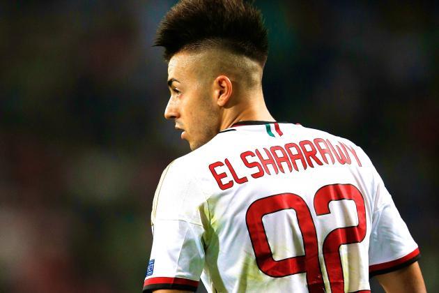 AC Milan Need to Get Key Man Stephan El Shaarawy Back on Track