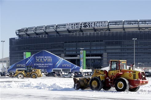 Super Bowl XLVIII Ticket Prices Continue to Drop as Game Day Approaches