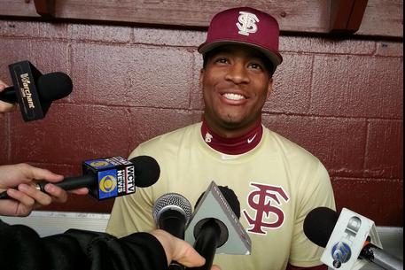 Jameis Winston Eyes National Title in Baseball After Winning BCS Championship