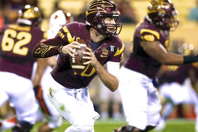 Pac-12 Football: Who Are the Dark-Horse 2014 Heisman Candidates?