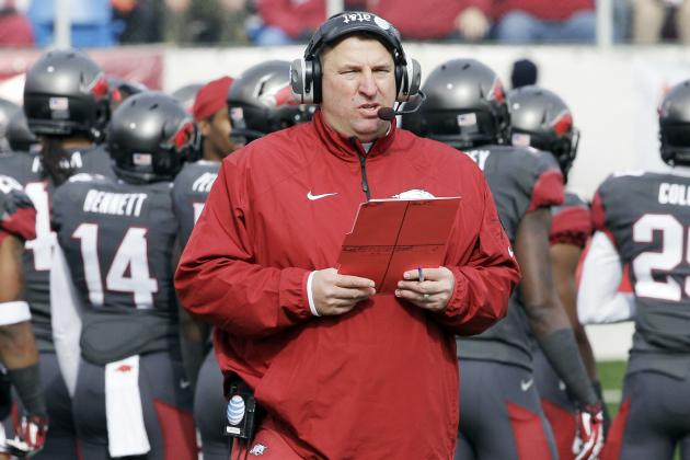 Breaking Down Arkansas Football's Chances of Landing Its Top 3 Prospects