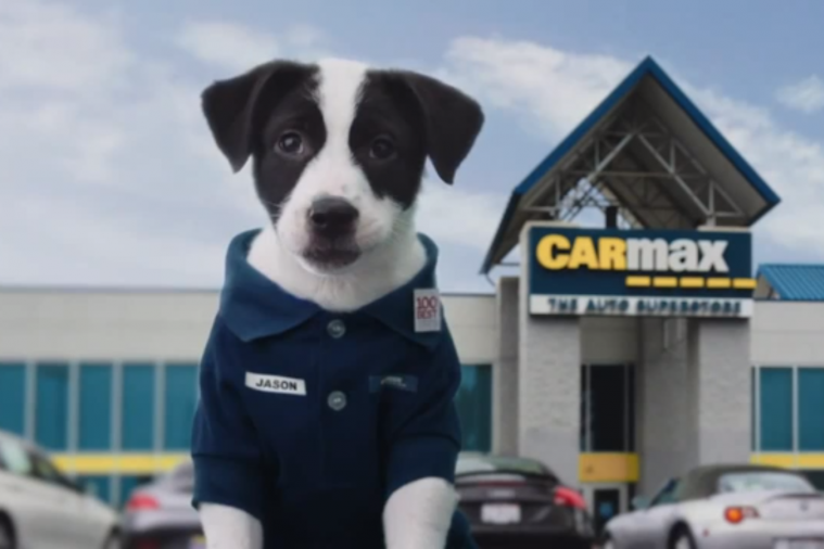 CarMax Releases Puppy Version of Its Super Bowl XLVIII Commercial