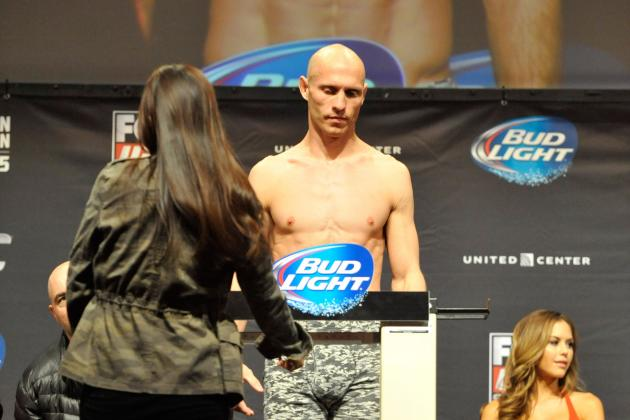 UFC on Fox 10: Fighters With Most to Lose in Chicago
