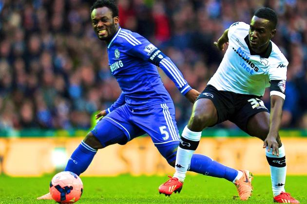 Michael Essien to AC Milan: Rossoneri Complete Transfer for Chelsea Star