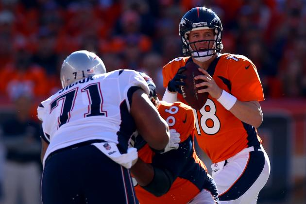 Super Bowl 2014: Peyton Manning's Cold-Weather Struggles Are Overblown