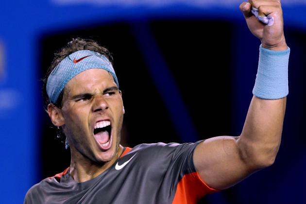 Is Rafael Nadal an Unstoppable Force Entering 2014 Australian Open Men's Final?