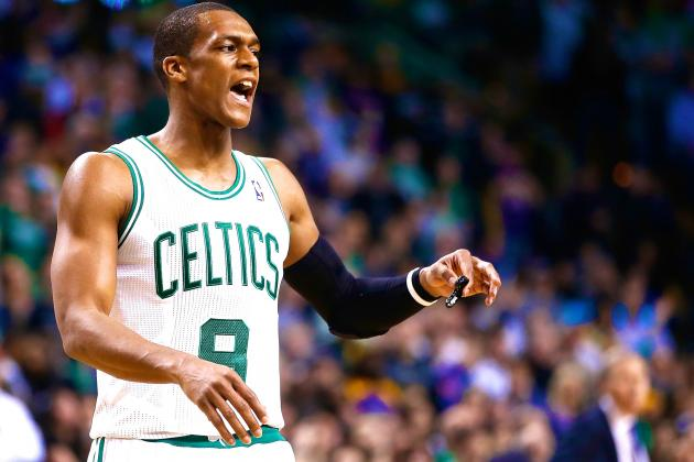 What Will Rajon Rondo Be Worth to the Boston Celtics?