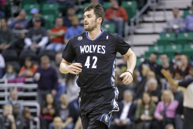 Kevin Love Injury: Updates on Timberwolves Star's Knee and Return