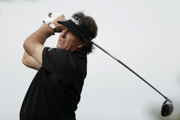 Phil Mickelson Withdraws from Farmers Insurance Open with Sore Back