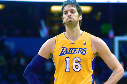 Pau Gasol, Los Angeles Lakers Coming to Terms with Loser Identity