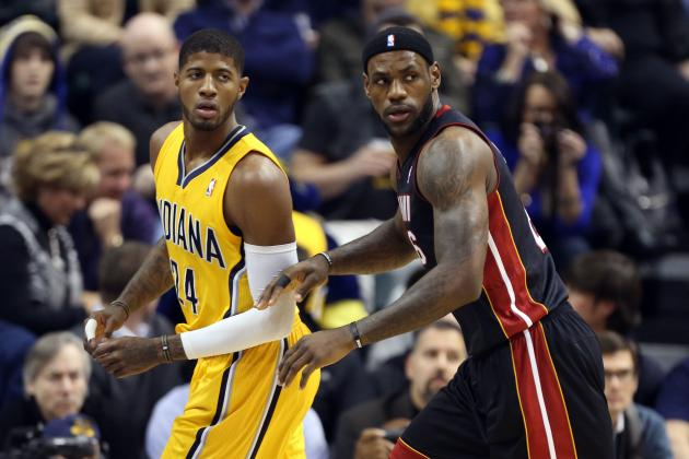 How Long Will It Take Paul George to Get on LeBron James' Level?