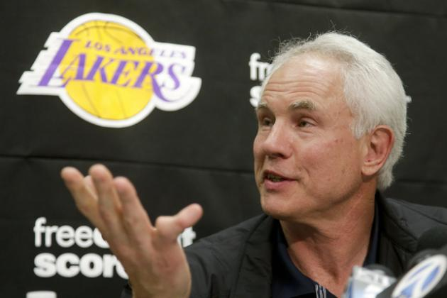 Where Did All the LA Lakers' Draft Picks Go?