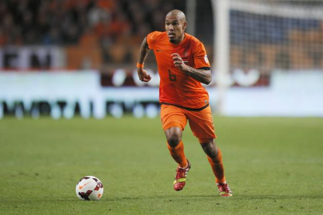Liverpool Transfer News: Romulo or Nigel de Jong Would Solve Major Problem