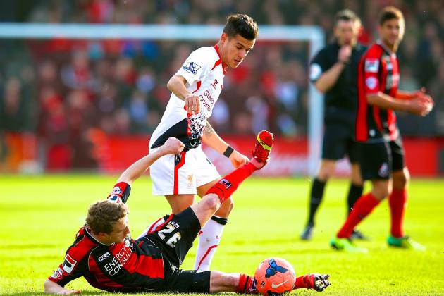 Bournemouth vs. Liverpool: FA Cup Live Score, Highlights, Report