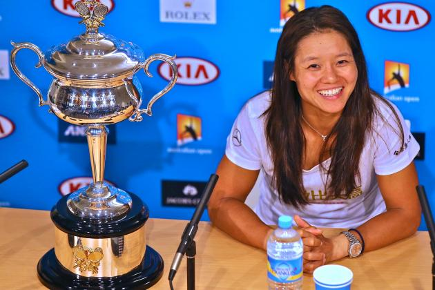 Li Na Gaining Steam as Chinese Megastar with 2014 Australian Open Title