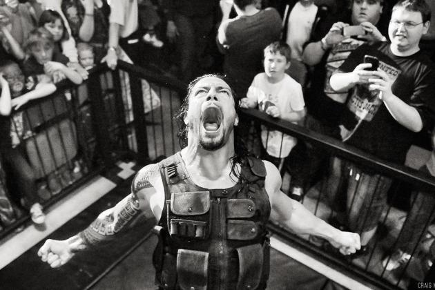 WWE Royal Rumble 2014: How Roman Reigns Is Going to Set New Records