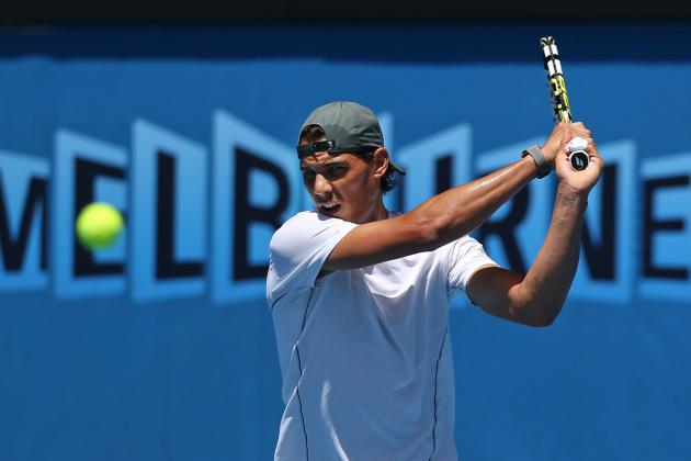 Australian Open 2014 Men's Final: Nadal vs. Wawrinka Live Stream and TV Info