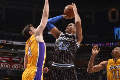 Led by Tobias Harris, Magic Defeat Lakers 114-105