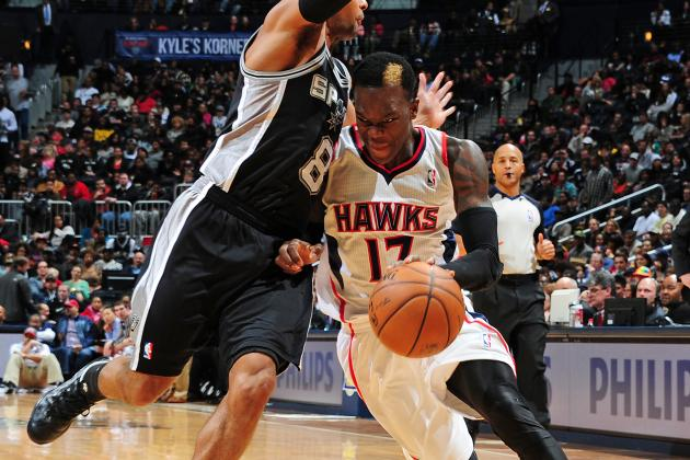 Hawks Fall Flat in Devastating Loss to Spurs