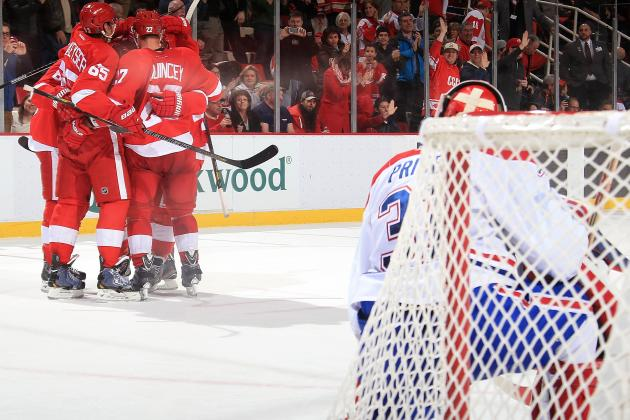 Is the Detroit Red Wings' Rebuilding Period Finally Here?