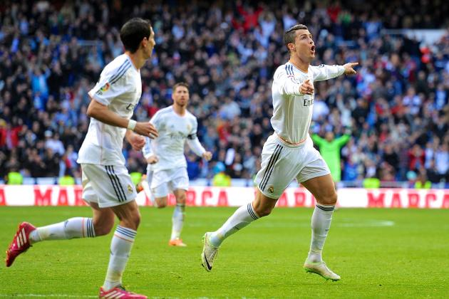 Real Madrid vs. Granada: La Liga Live Score, Highlights, Report