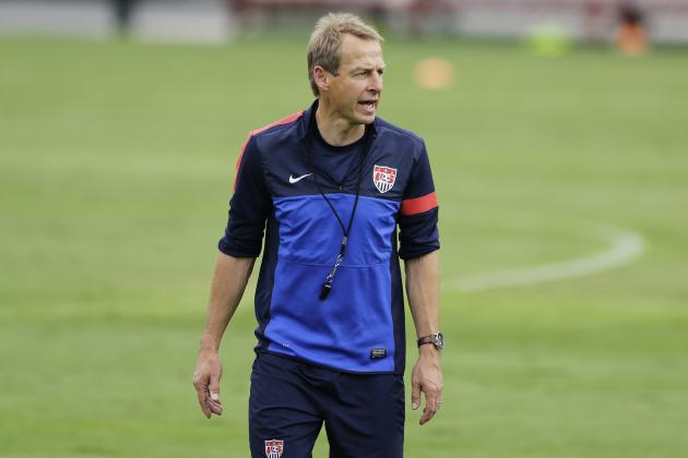 Keys for Jurgen Klinsmann to Get USMNT Ready for the World Cup