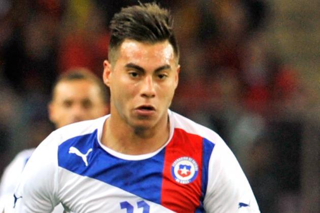 Scouting Report: Will Napoli's Valencia Loanee Eduardo Vargas Thrive in La Liga?