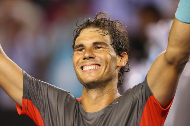 Australian Open 2014: Rafael Nadal Will Cruise Through Final vs. Wawrinka