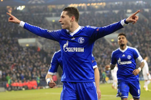 Arsenal Transfer Rumours: Gunners Must Land Julian Draxler to Retain Title Hopes