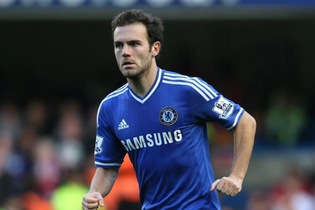 Manchester United Transfer News: Stars Set to Lose out After Juan Mata's Arrival