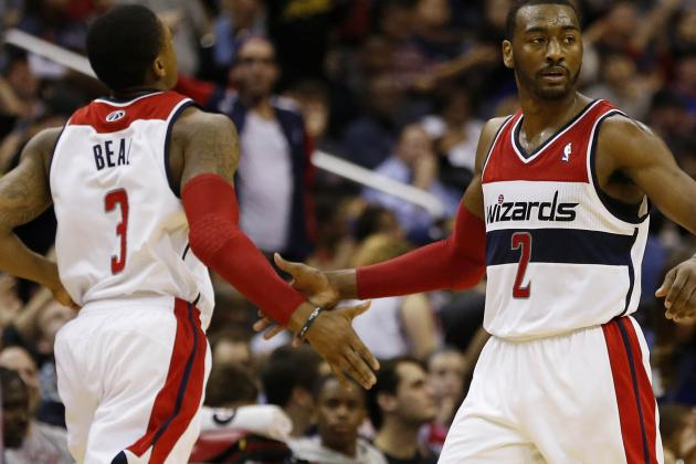 Wizards 101, Suns 95: Bradley Beal, John Wall Combine to Eclipse Phoenix