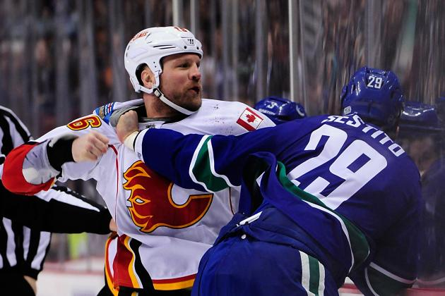 Are Enforcers Still Valuable to NHL Teams?