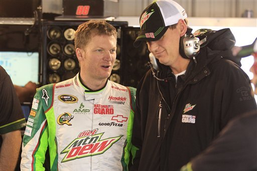 Why 2014 Will Be Dale Earnhardt Jr's Best and Last Chance at a Sprint Cup Title