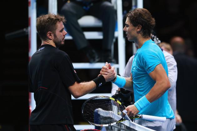 Rafael Nadal vs. Stanislas Wawrinka: Breaking Down Australian Open Final