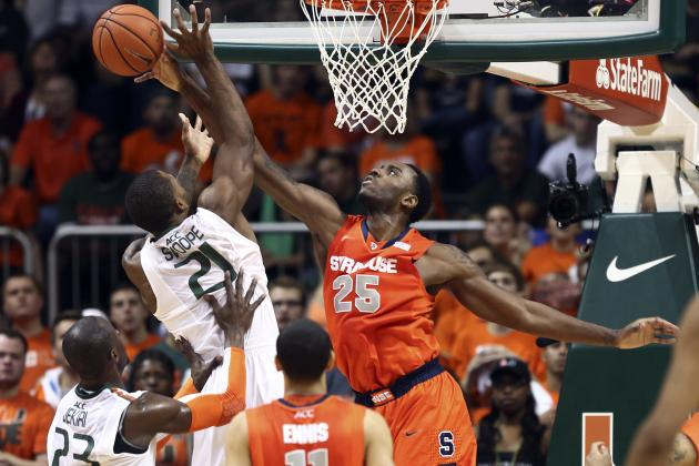 Syracuse vs. Miami: Score, Grades and Analysis