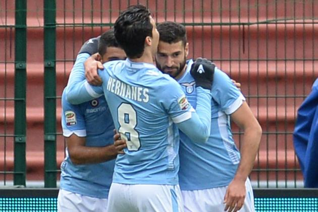 Lazio vs. Juventus: Serie A Live Score, Highlights, Report