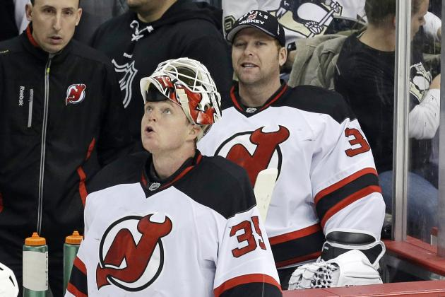 Why It's Time for New Jersey Devils to Play Cory Schneider over Martin Brodeur