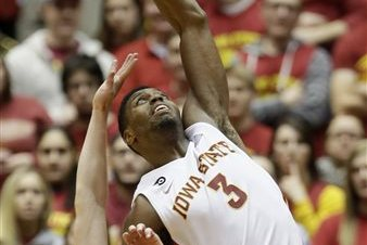 No. 16 Iowa State Beats No. 22 K-State 81-75