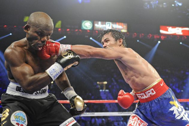 Making Things Right: Manny Pacquiao Gets a Second Chance at Timothy Bradley
