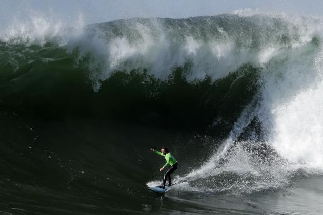 Mavericks Invitational 2014 Results: Winner, Highlights and More