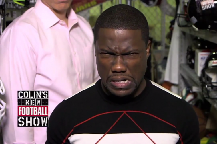 Kevin Hart Attempts to Recreate Knowshon Moreno's Cry