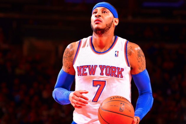 Carmelo Anthony Reportedly Prefers Chicago Bulls Over LA Lakers in Free Agency