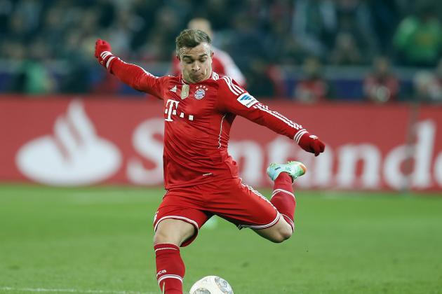 Liverpool Transfer Rumours: Xherdan Shaqiri a Superior Option to Mohamed Salah