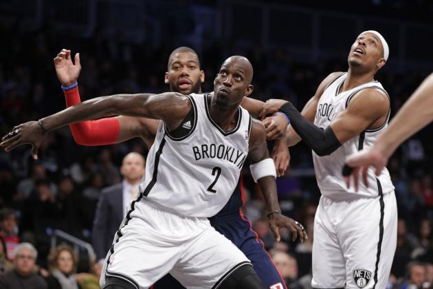 Don't Write off Brooklyn Nets' Paul Pierce and Kevin Garnett Just Yet