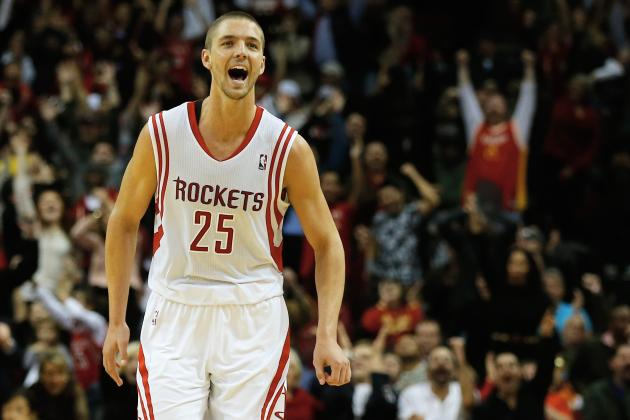 Longest-Tenured Houston Rocket, Chandler Parsons, Is Also Likely Most Important