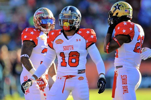 2014 Senior Bowl: Live Score, Highlights and Reaction