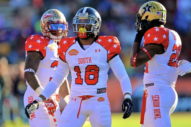 Senior Bowl 2014: Stats and Highlights from Collegiate All-Star Game