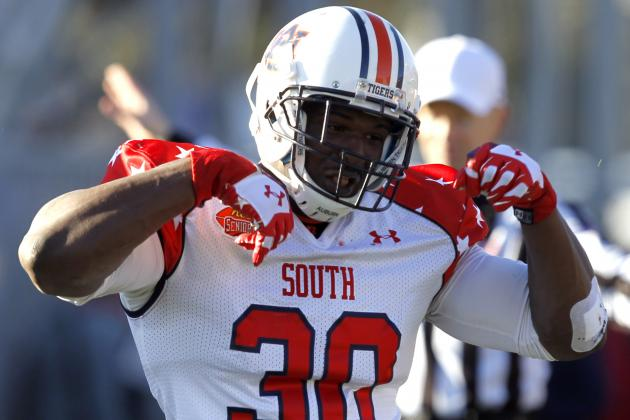 Dee Ford's Updated 2014 NFL Draft Stock After Winning Senior Bowl MVP