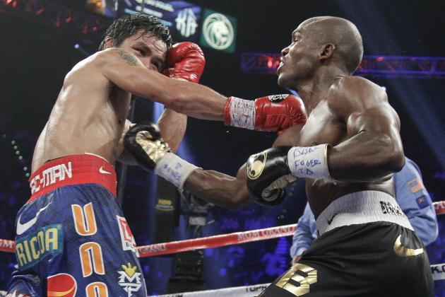 Pacquiao vs. Bradley II: How the Fight Nobody Wanted Turned into a Blockbuster